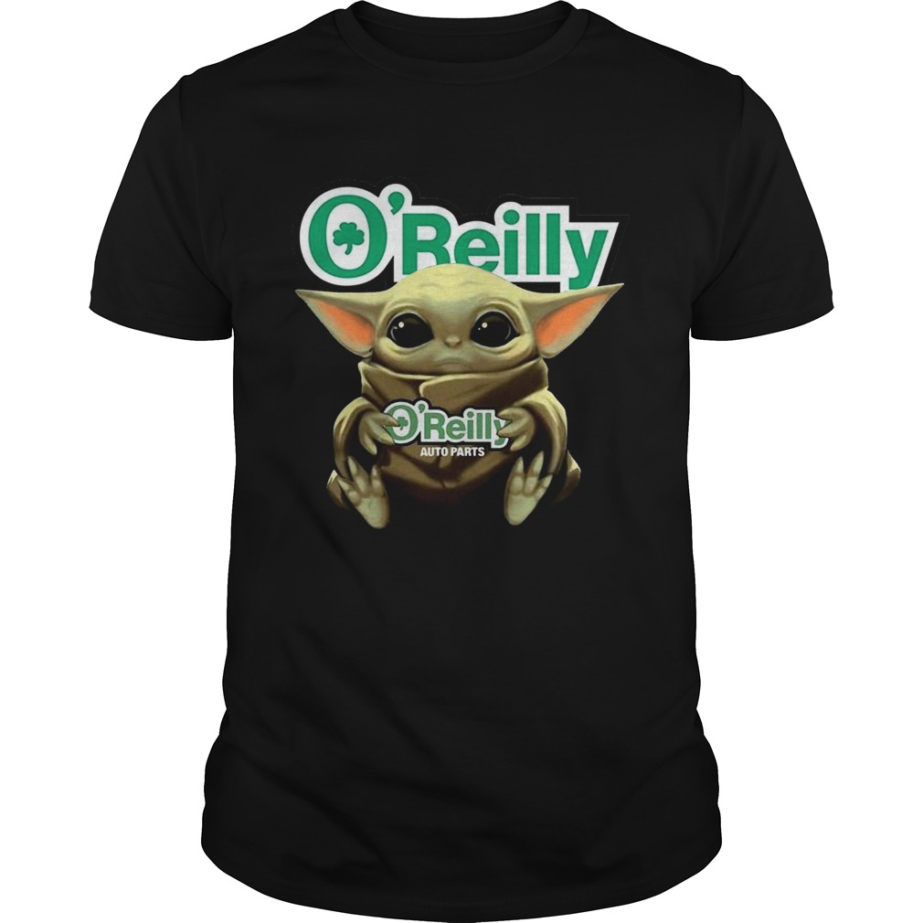 Baby Yoda Hugging Oreilly Unisex