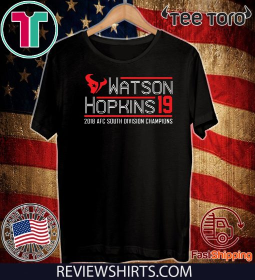 houston texans playoff shirts