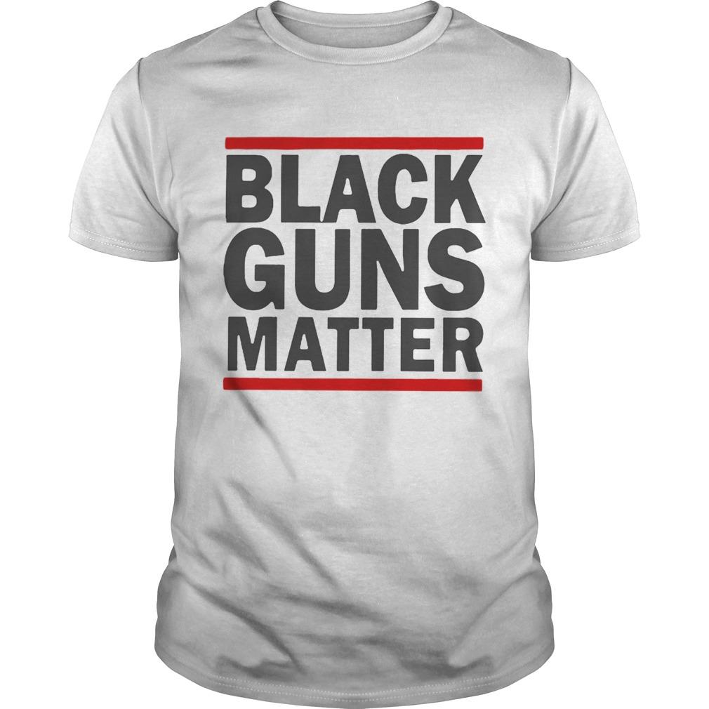 Virginias Capital Black Guns Matter Unisex