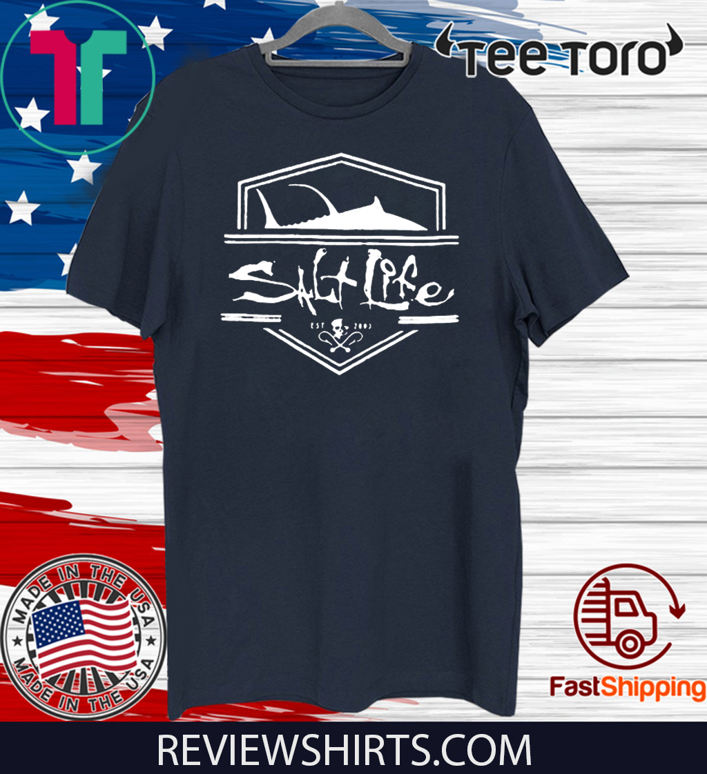 1-19 – Salt Life Official T-Shirt