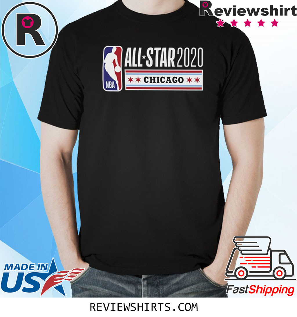 2020 NBA All-Star Game Super Shirt