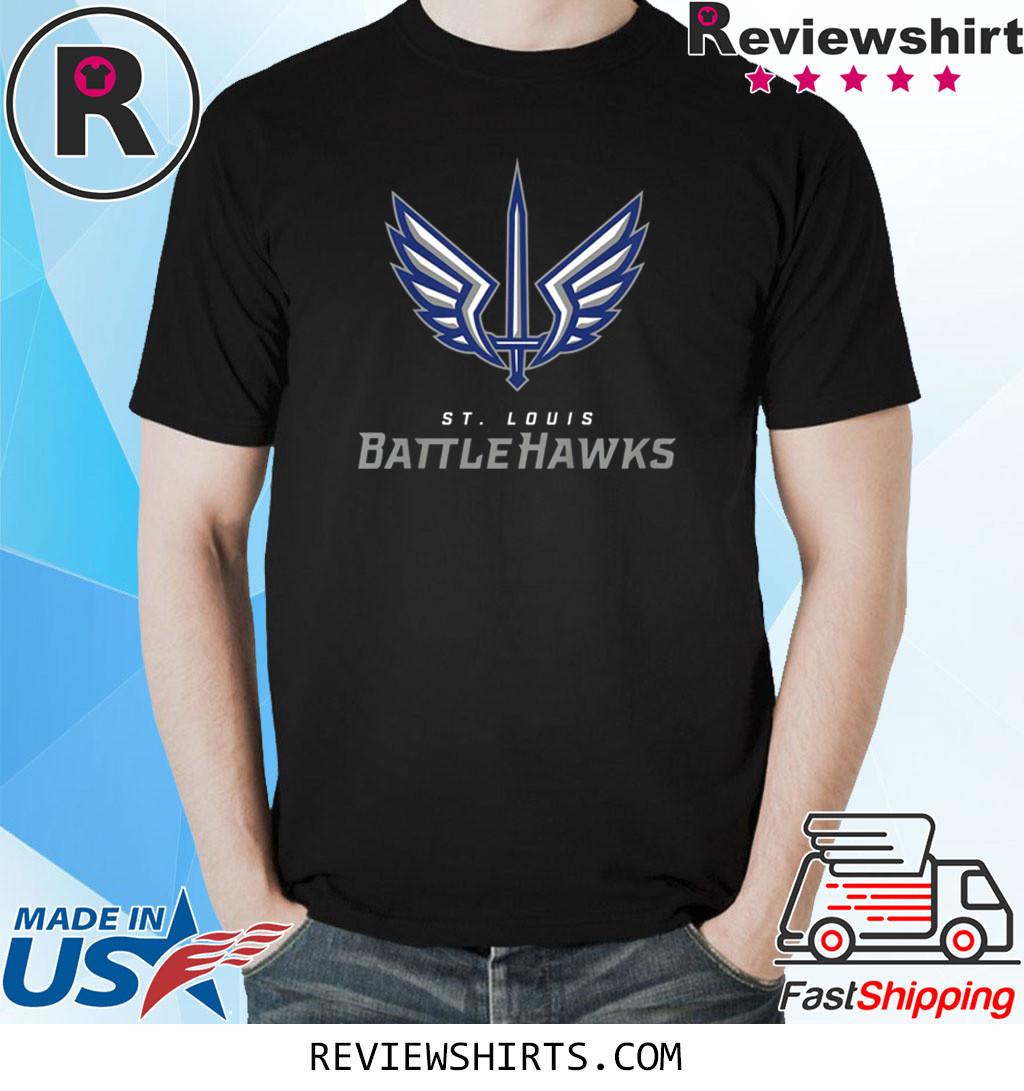Vintage St Louis BattleHawks 2020 T-Shirt