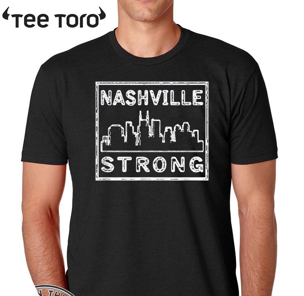2020 Nashvillestrong Shirt Nashville Strong