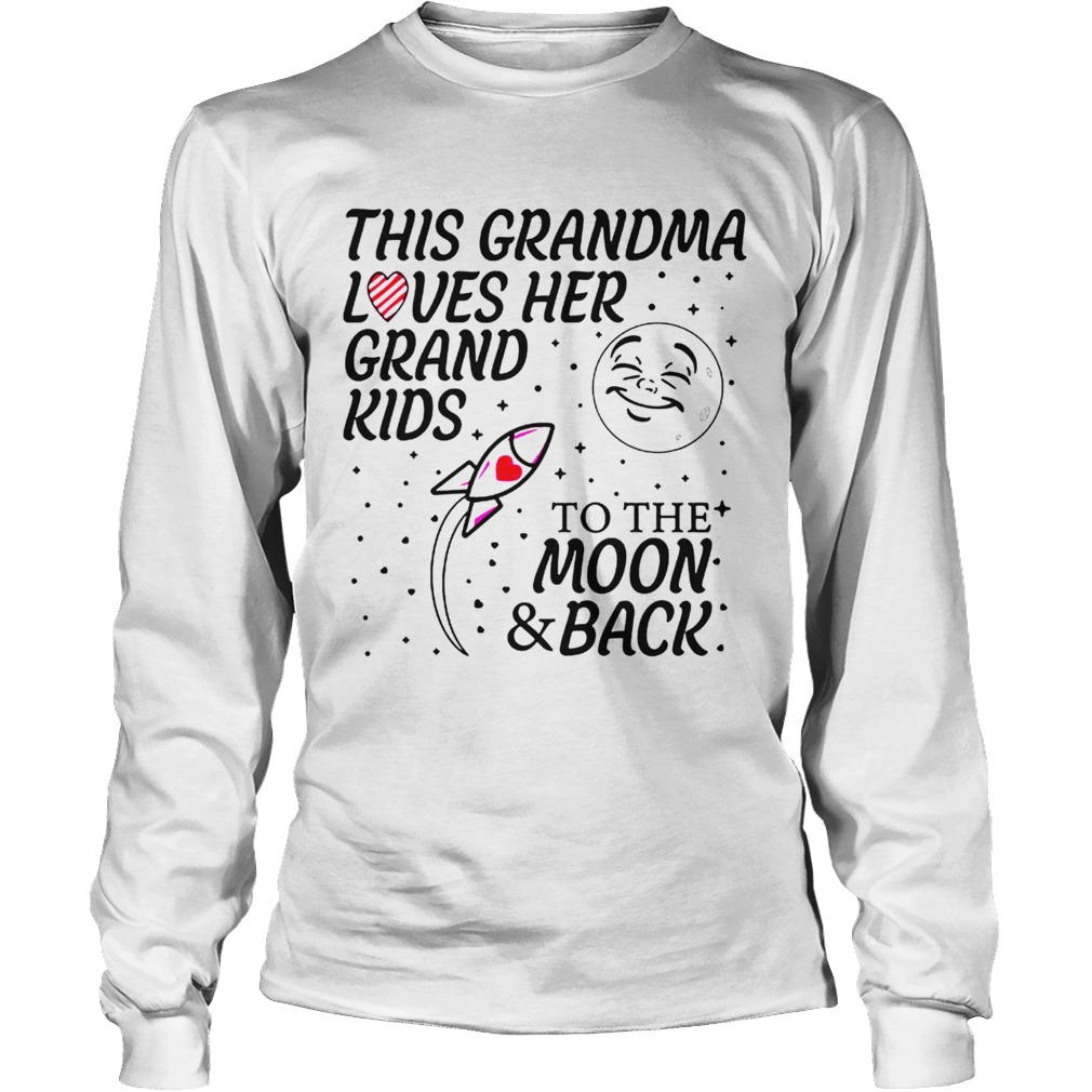 1920+ This Nana Is Loved To The Moon And Back Svg SVG File
