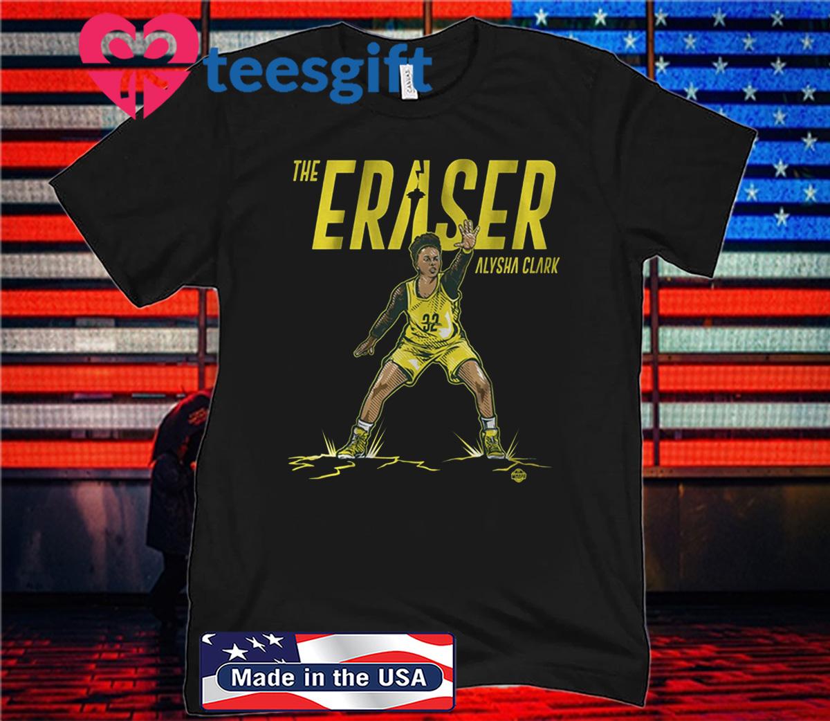 Alysha Clark Alysha Clark The Eraser Shirt