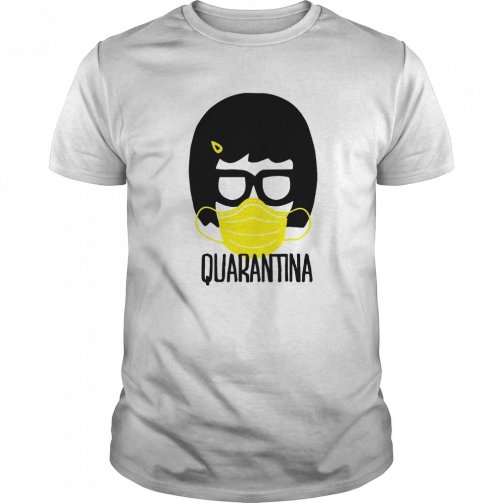 Dorothy Golden Girls Quarantina Covid-19 Classic Men's T-shirt