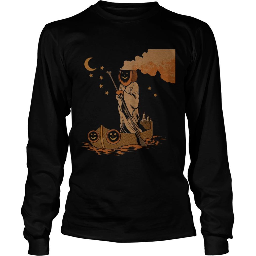 Pumpkin Ferryman  Long Sleeve