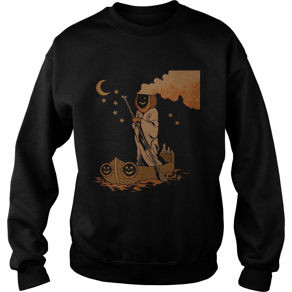 Pumpkin Ferryman  Sweatshirt