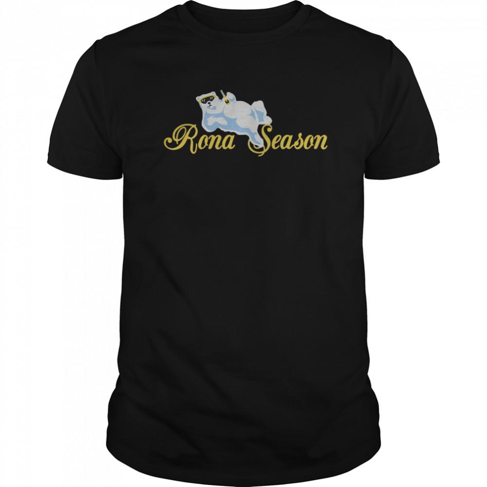 Rona Bear Season Classic Men's T-shirt