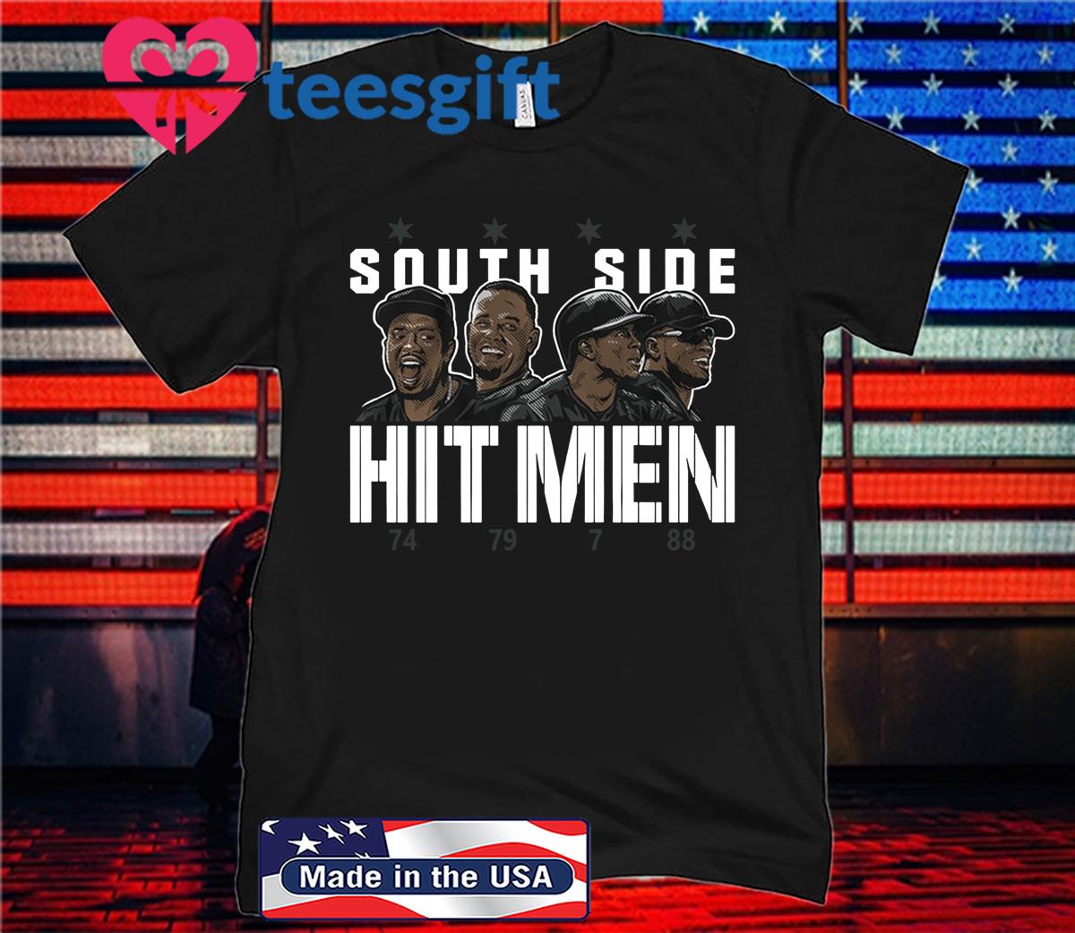 South Side Hit Men Chicago Baseball Shirt