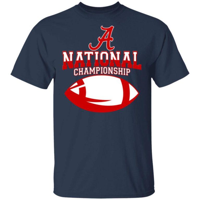 Alabama National Championship 2020 Unisex Shirt