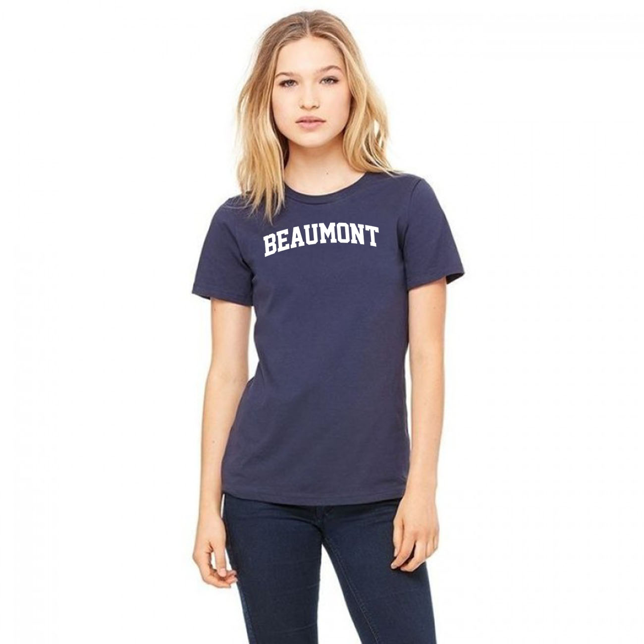 Beaumont Name Family Last First Retro Sport Arch Gift T-ShirtsBeaumont Name Family Last First Retro Sport Arch Gift T-Shirts