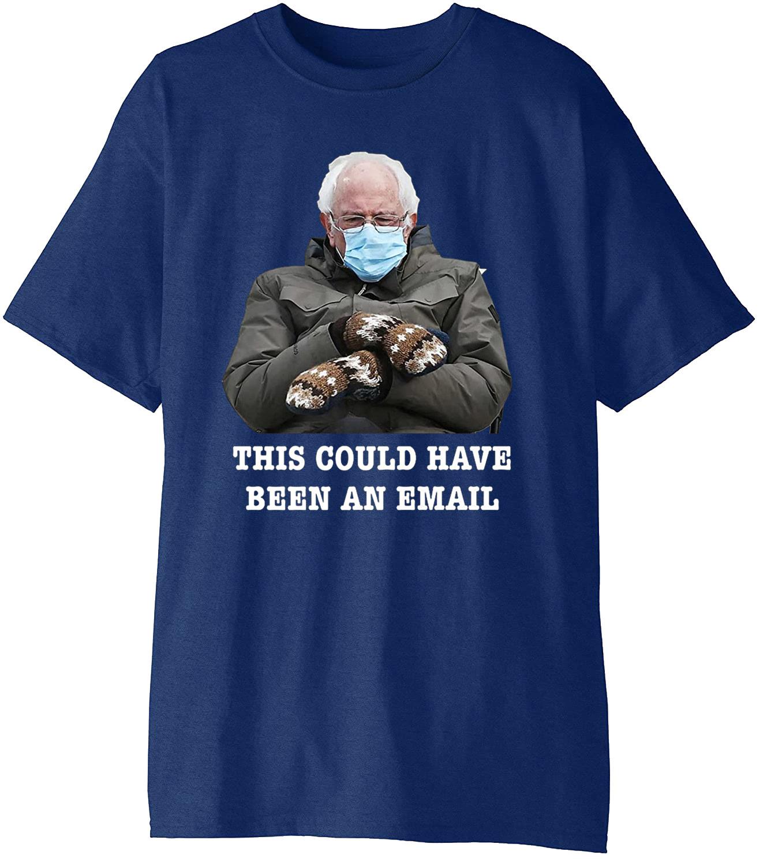 Bernie Mittens Funny Bernie Sanders Meme Inauguration Day Premium Classic T-Shirt